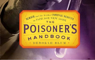 "Book review: ""Poisoner"