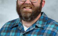 New to the Education Department: Assistant Professor Douglas Adams