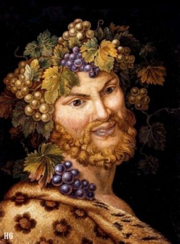 Bacchus looking spicy