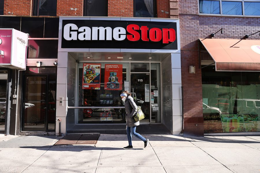 Reddit, GameStop and the Stock Market