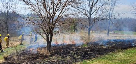 Prescribed Burns: UW-Platteville History