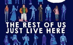 "Book Review: ""The Rest of Us Just Live Here"""