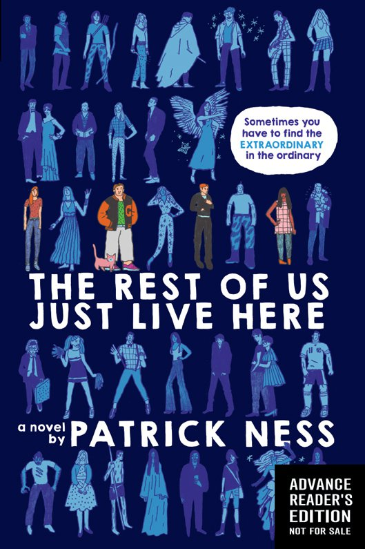 """Book Review: """"The Rest of Us Just Live Here"""""""
